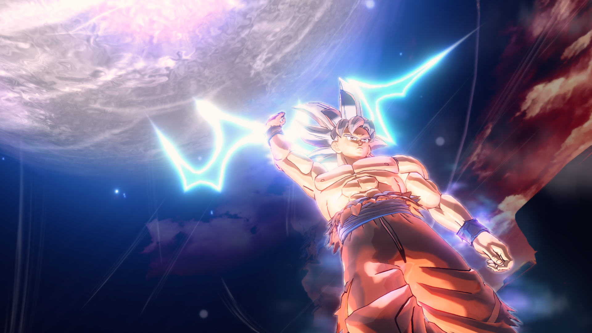 Dragon Ball Xenoverse 2 Dlc Trailer Shows Off Ultra Goku Ultra Instinct Fight 1544021 Hd Wallpaper Backgrounds Download