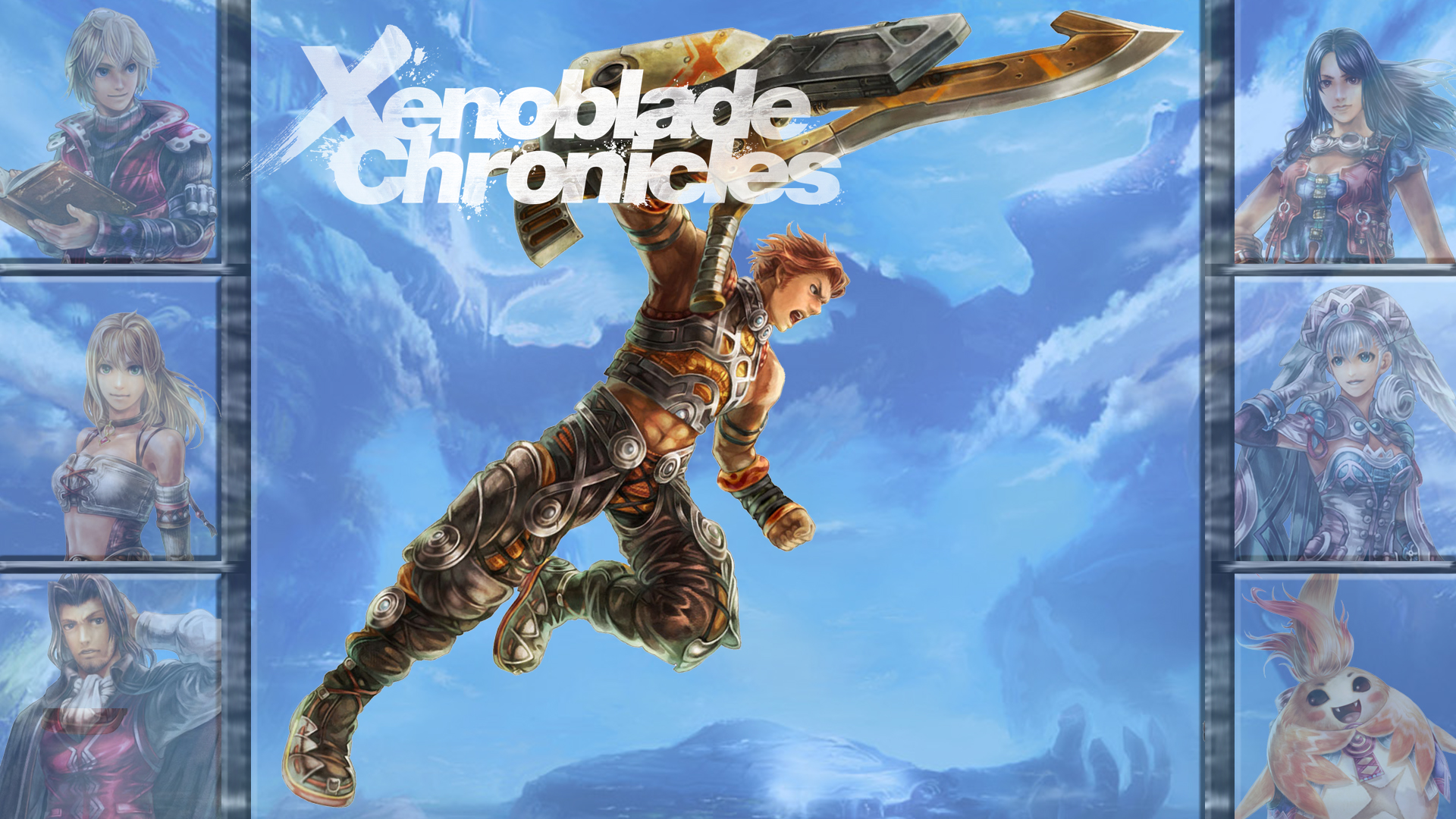 Wallpaper Xenoblade Chronicles 1 Melia 1544665 Hd Wallpaper