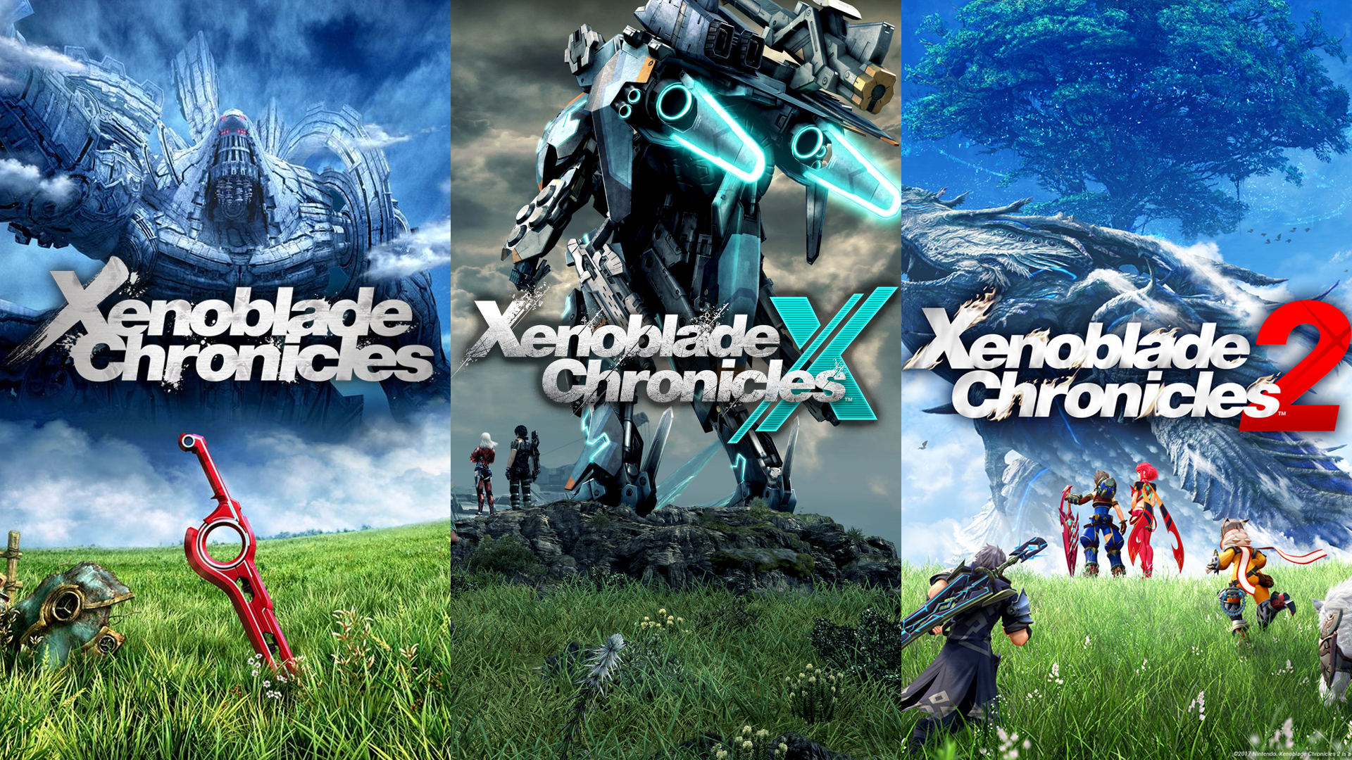 Xenoblade Chronicles 2 Hd Wallpaper Hd Xenoblade Chronicles 1
