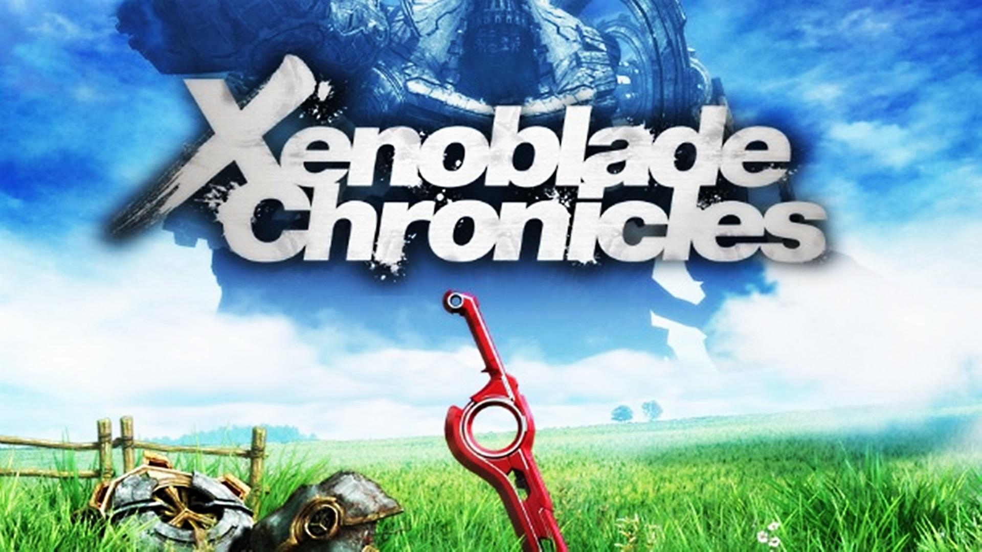 Nintendo 3ds Wallpaper Codes Xenoblade Chronicles