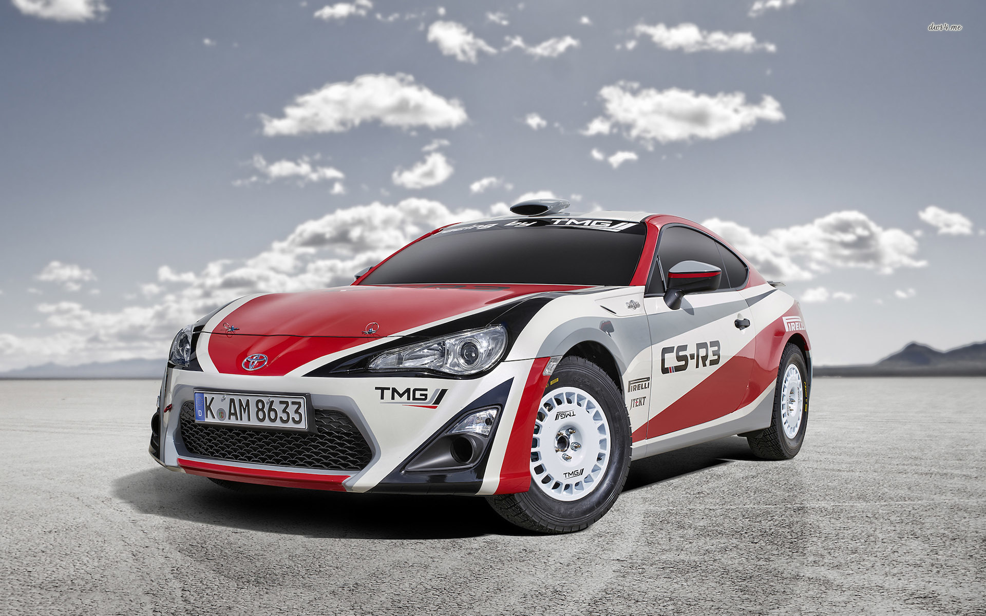 2015 Rally Toyota Gt86 Cs-r3 Wallpaper - Toyota 86 , HD Wallpaper & Backgrounds