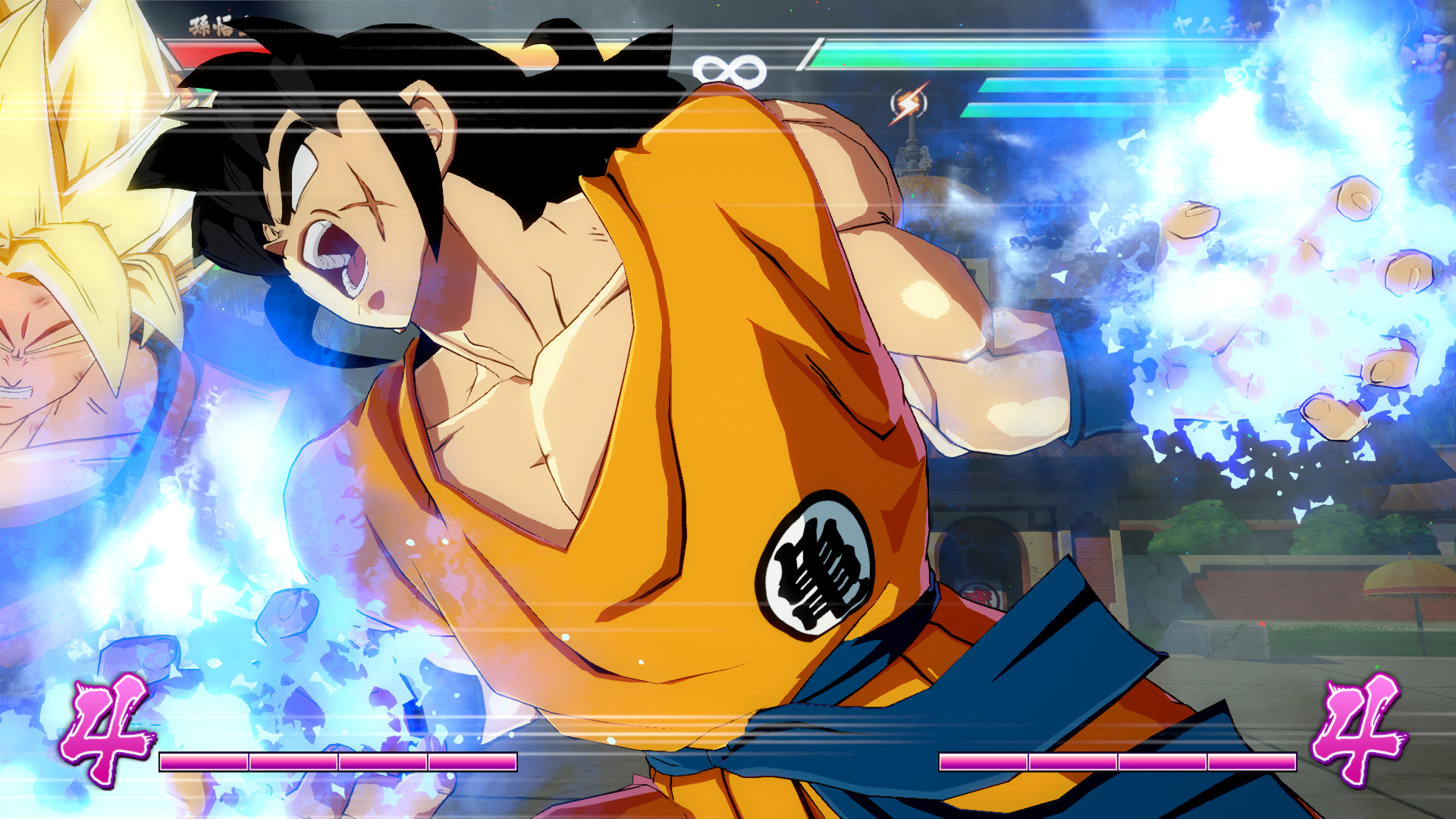 The Game Modes Dragon Ball Z Fighters Yamcha 1545975 Hd Wallpaper Backgrounds Download