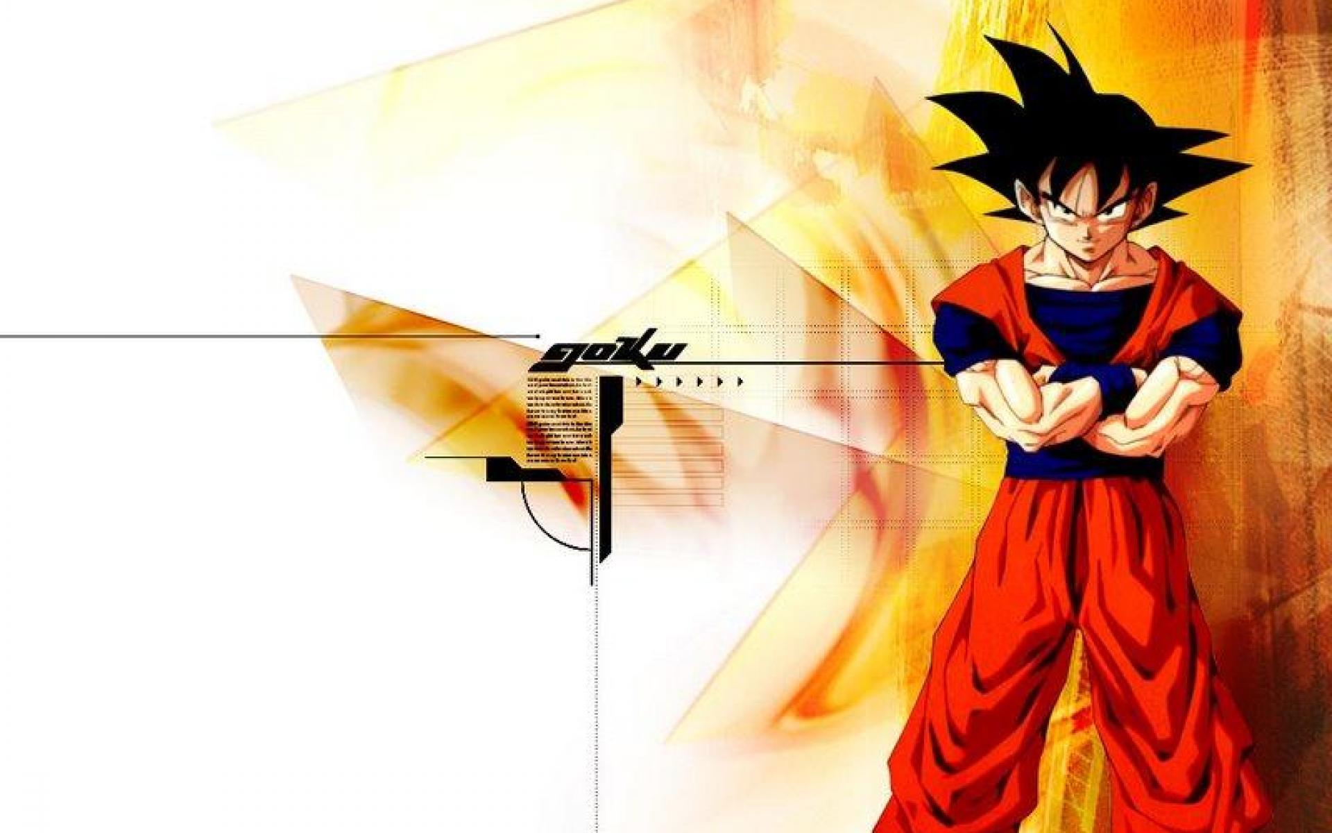Son Goku Wallpaper Son Goku Full Hd 1546149 Hd