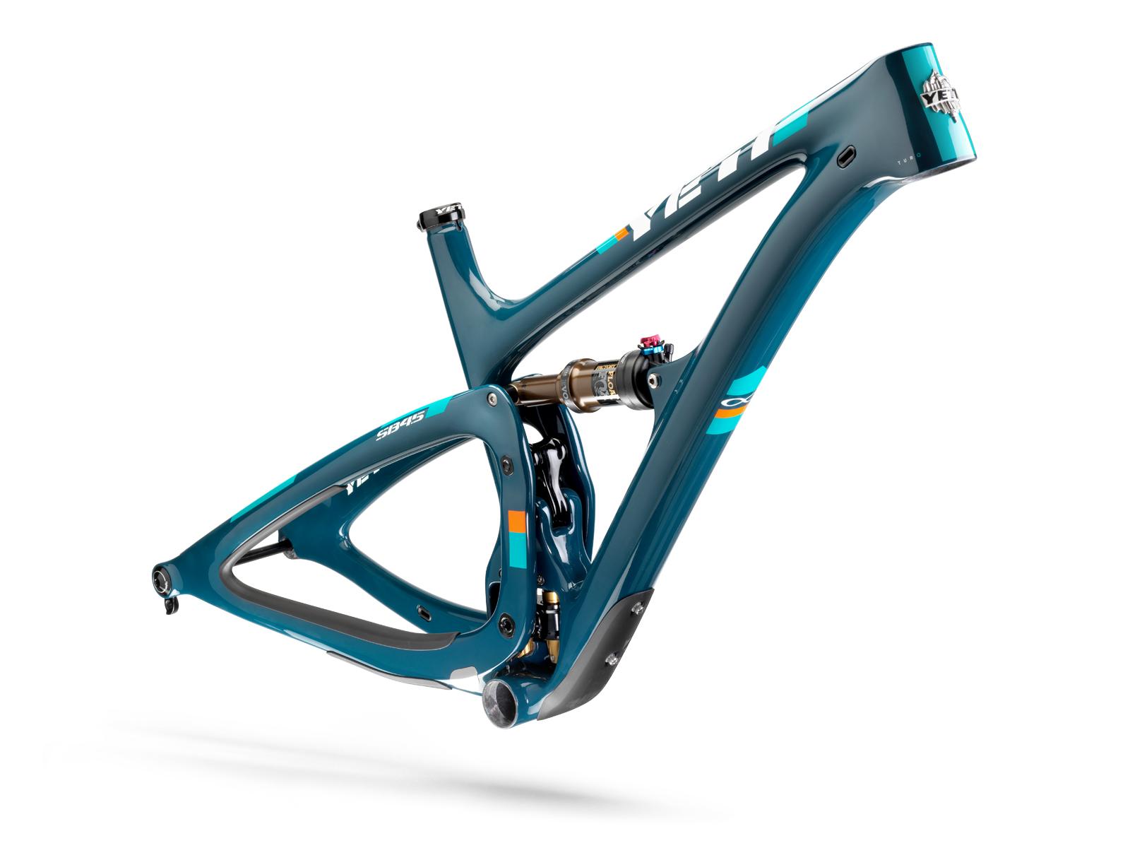 16002018 Yeticycles Frame Sb45 Ts Black 01 16002018 Yeti