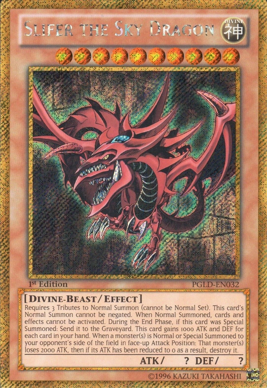 Slifer The Sky Dragon Slifer The Sky Dragon Card Hd