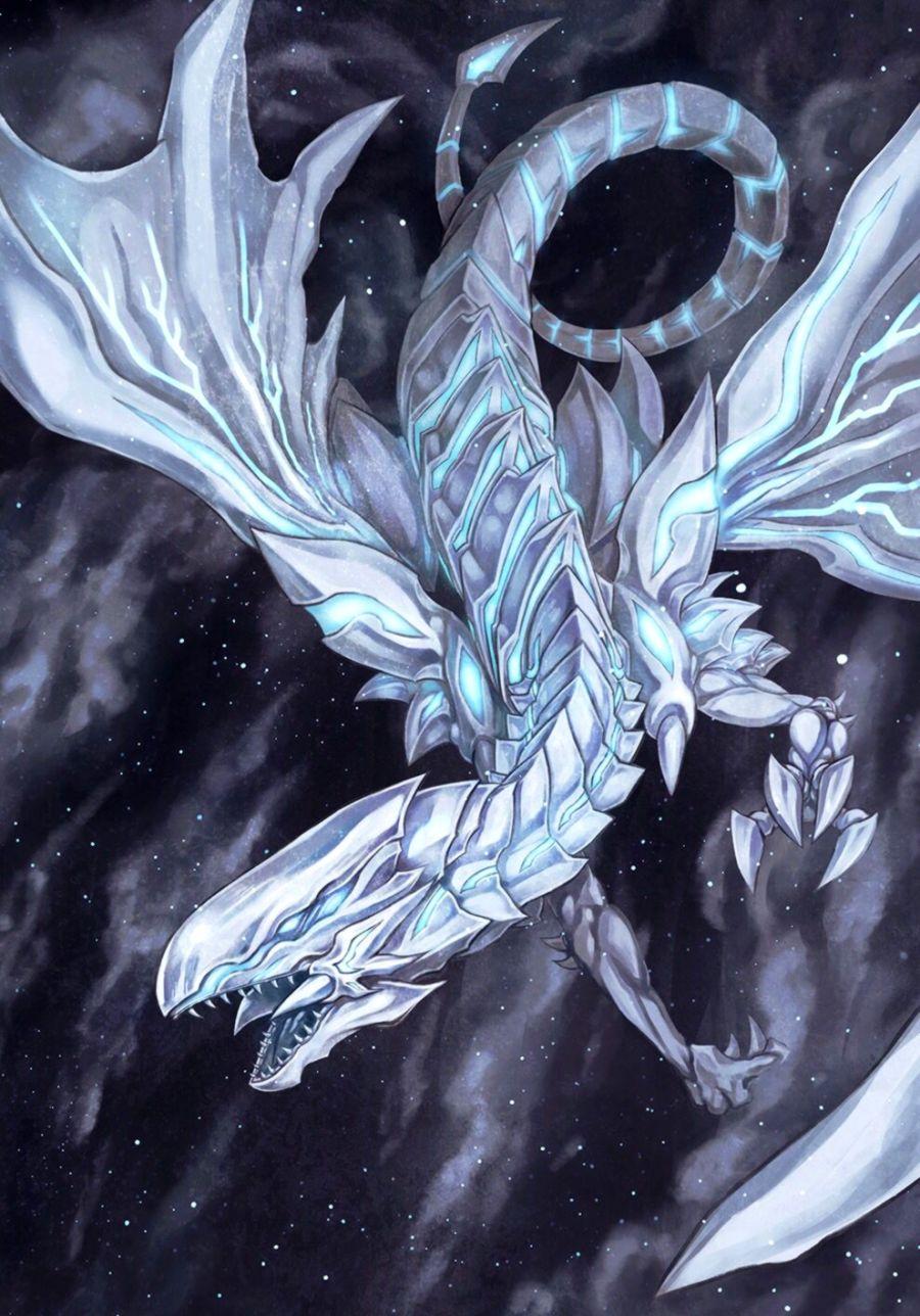 Blue Eyes Alternative White Dragon Favorites White Blue Eyes Alternative Dragon Art 1548080 Hd Wallpaper Backgrounds Download