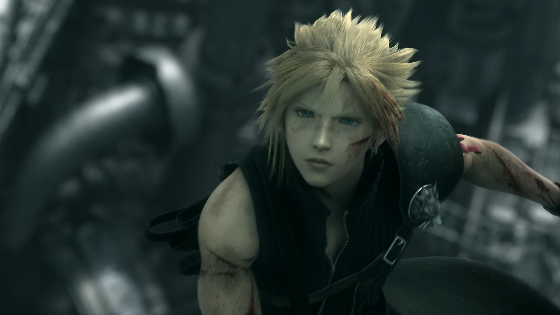 60 Cloud Strife Wallpapers On Wallpaperplay Final Fantasy