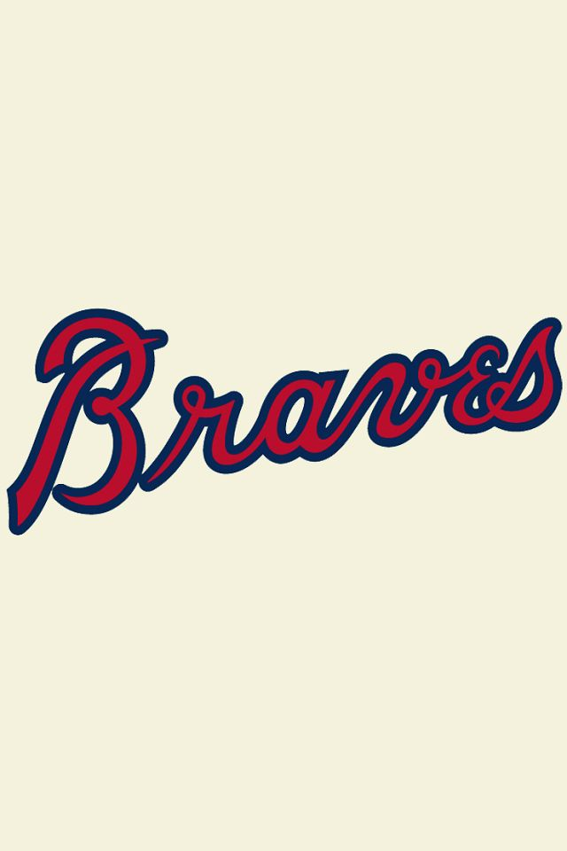 Atlanta Braves Jersey 2012 Atlanta Braves Iphone X 1557237 Hd Wallpaper Backgrounds Download