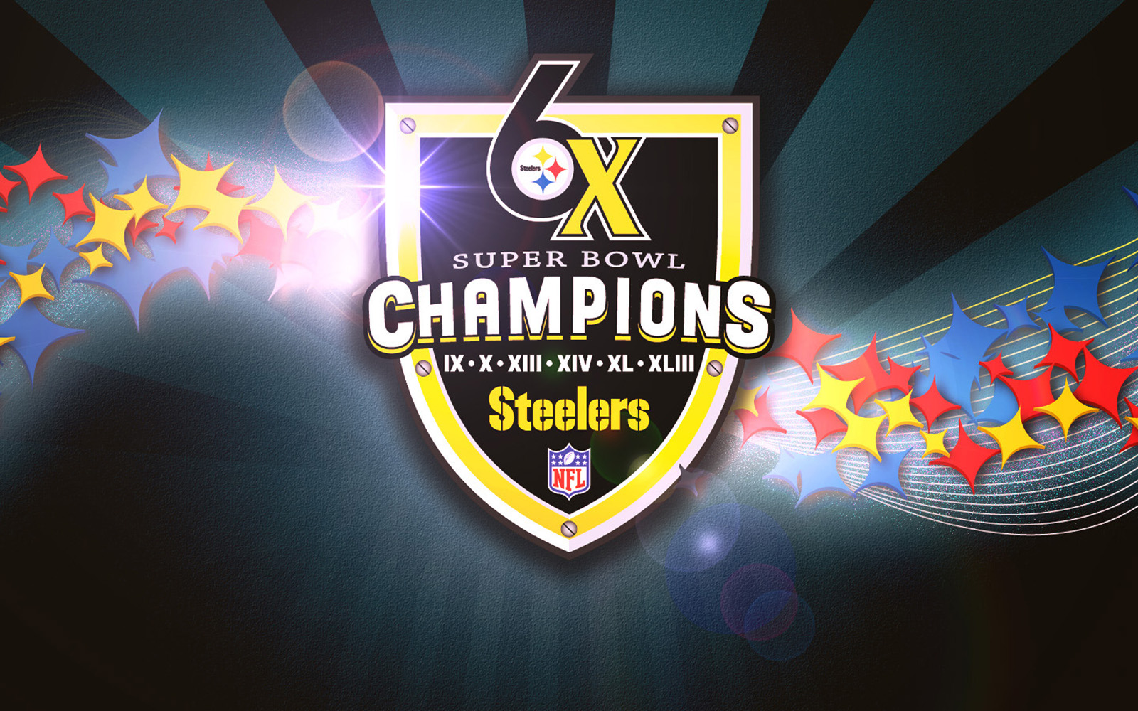 Wallpapers Steelers Steelers 6x Super Bowl Champions 1557377 Hd Wallpaper Backgrounds Download