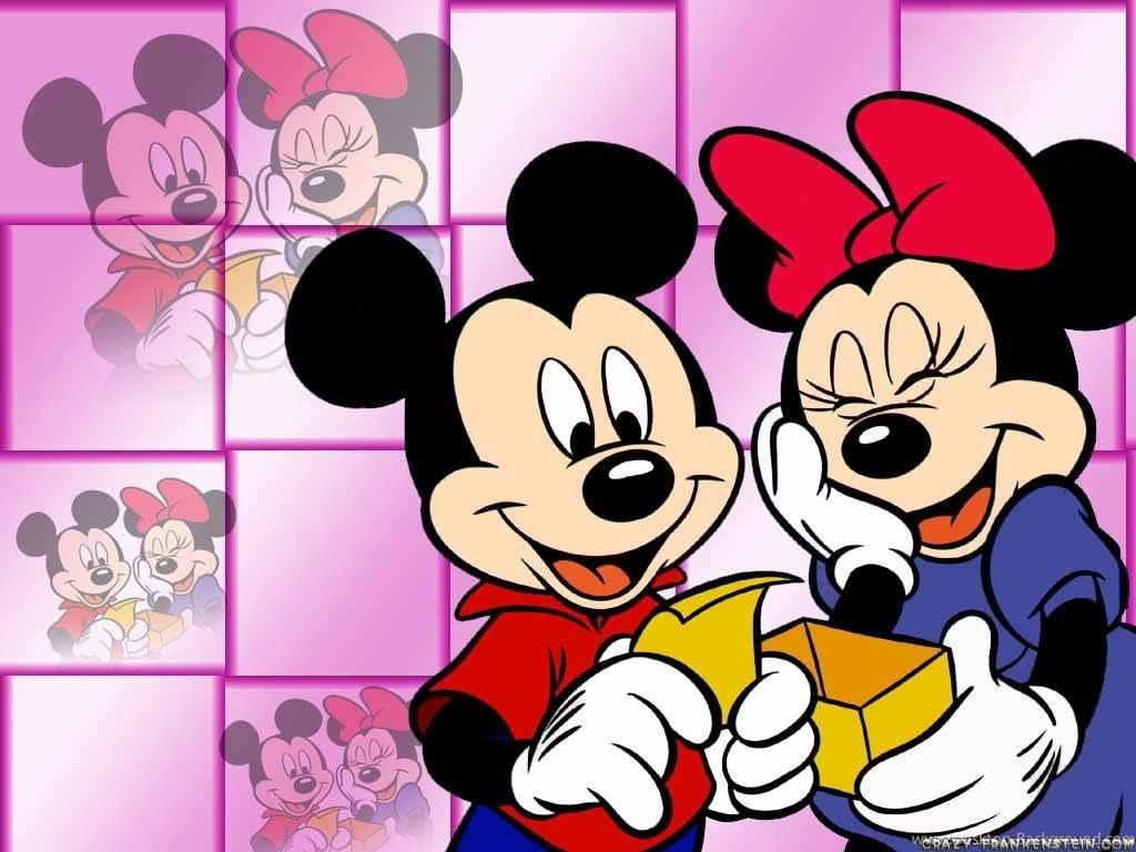 Mickey And Minnie Mouse Wallpapers For Android Wallpapers Mickey
