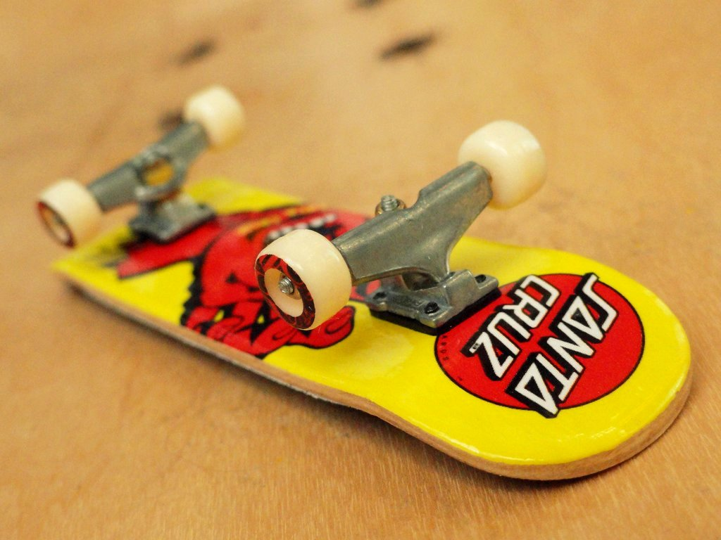 Tech Deck Wooden Series Santa Cruz Skateboard Truck