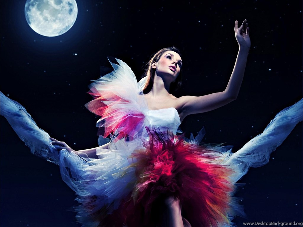 Good Night Romantic Lady , HD Wallpaper & Backgrounds
