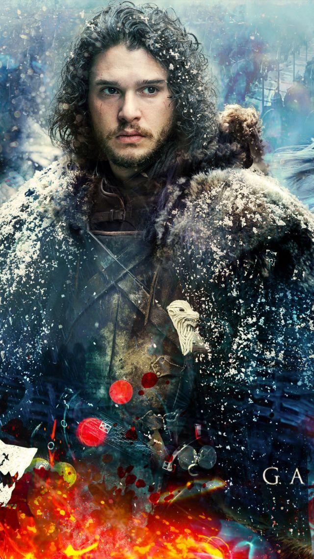 Emilia Game Of Thrones Season 7, Jon Snow, Daenerys - Game Of Thrones Wallpaper Hd Iphone X , HD Wallpaper & Backgrounds