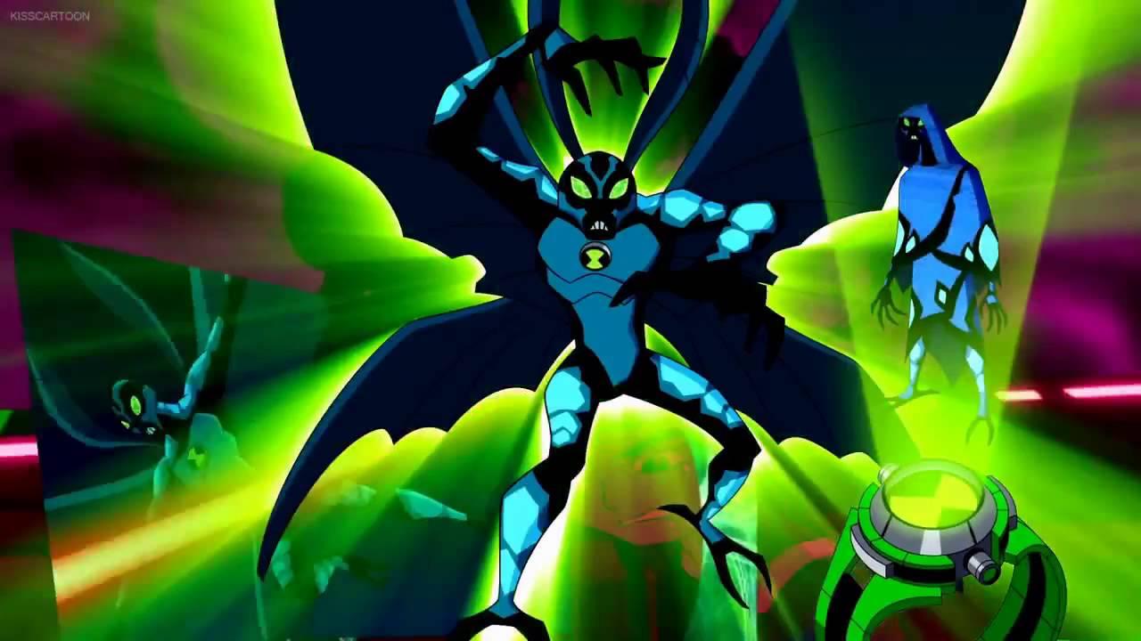 Alien Force Ben 10 Alien Force Big 1563247 Hd Wallpaper