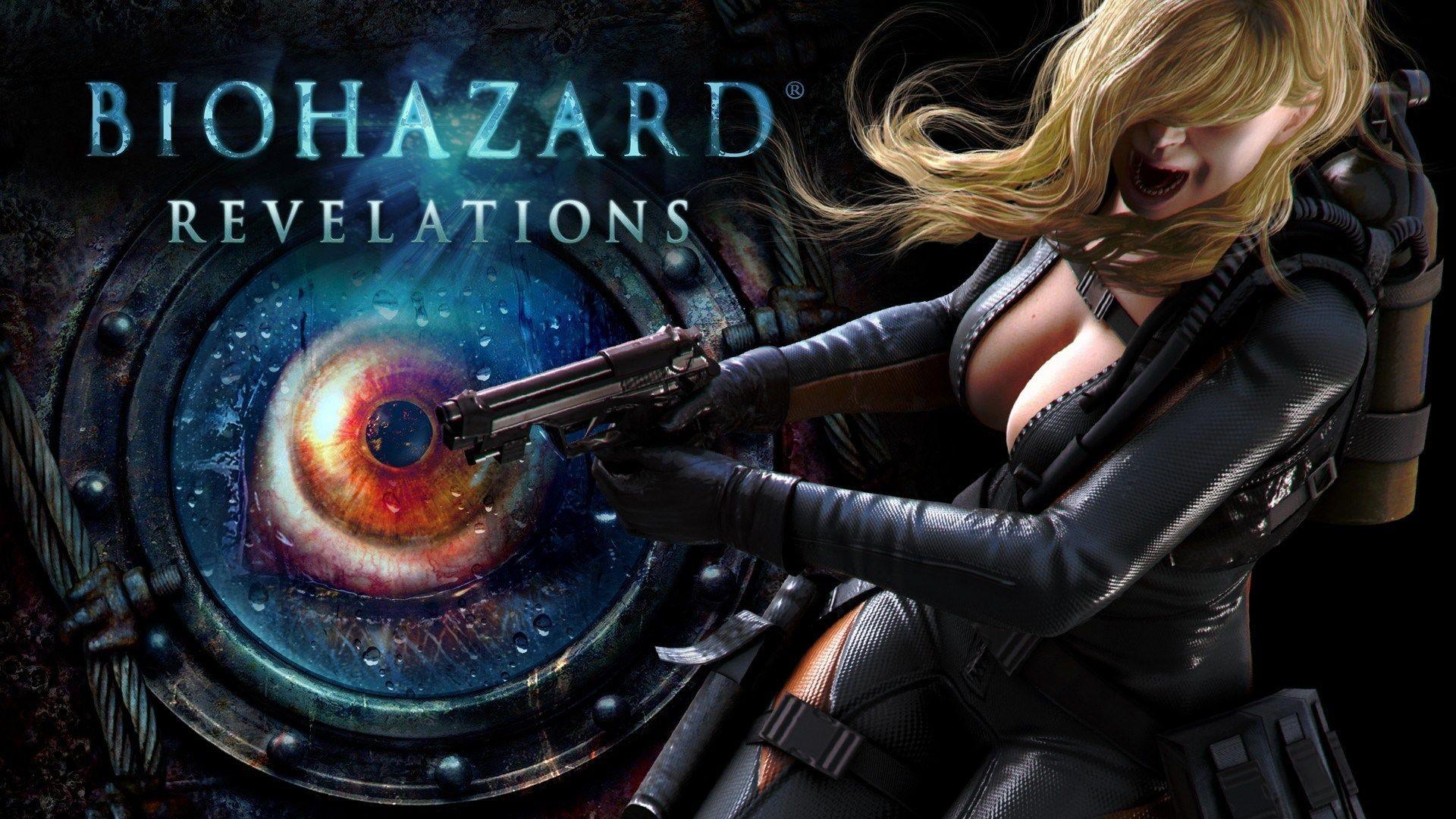 Resident Evil Revelations 2 Wallpaper Resident Evil Revelations