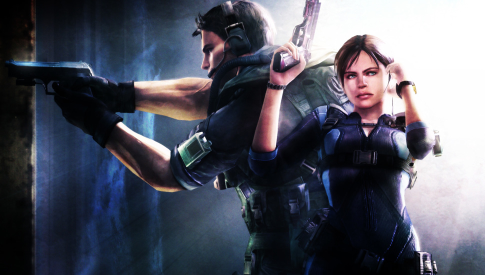Jill Valentine Wallpaper Biohazard Capcom Resident