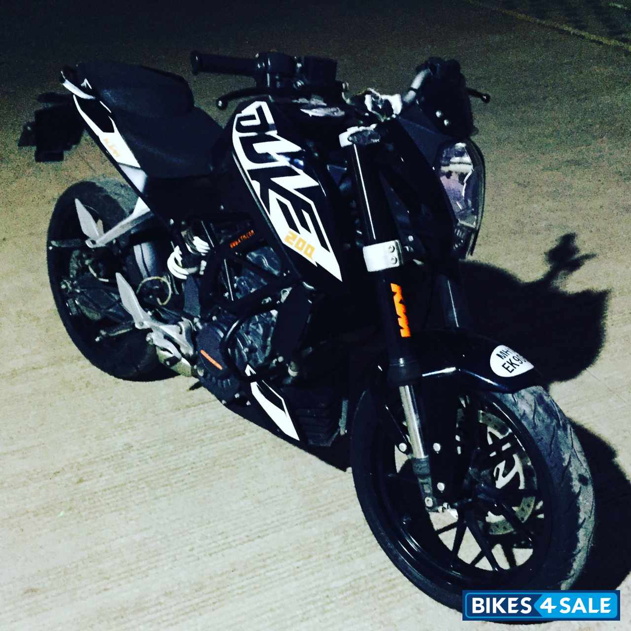 Ktm Duke 200 In Black Duke 200 Price In Pune 1564273 Hd Wallpaper Backgrounds Download