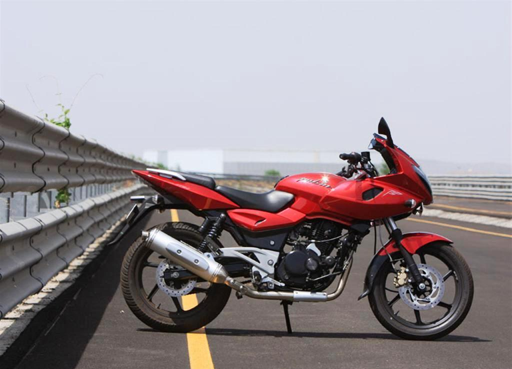 View Full Size - Pulsar 220 Full Red , HD Wallpaper & Backgrounds
