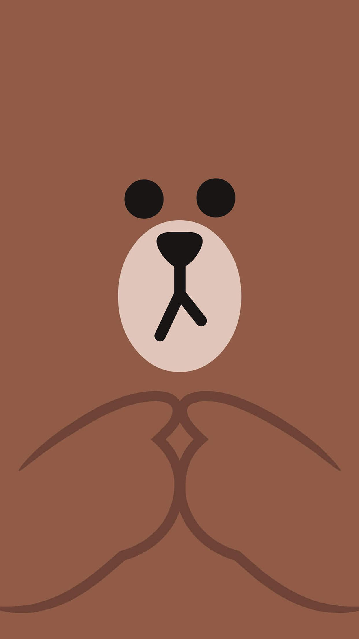Paling Baru Cartoon Iphone Cartoon Cute Bear Wallpaper