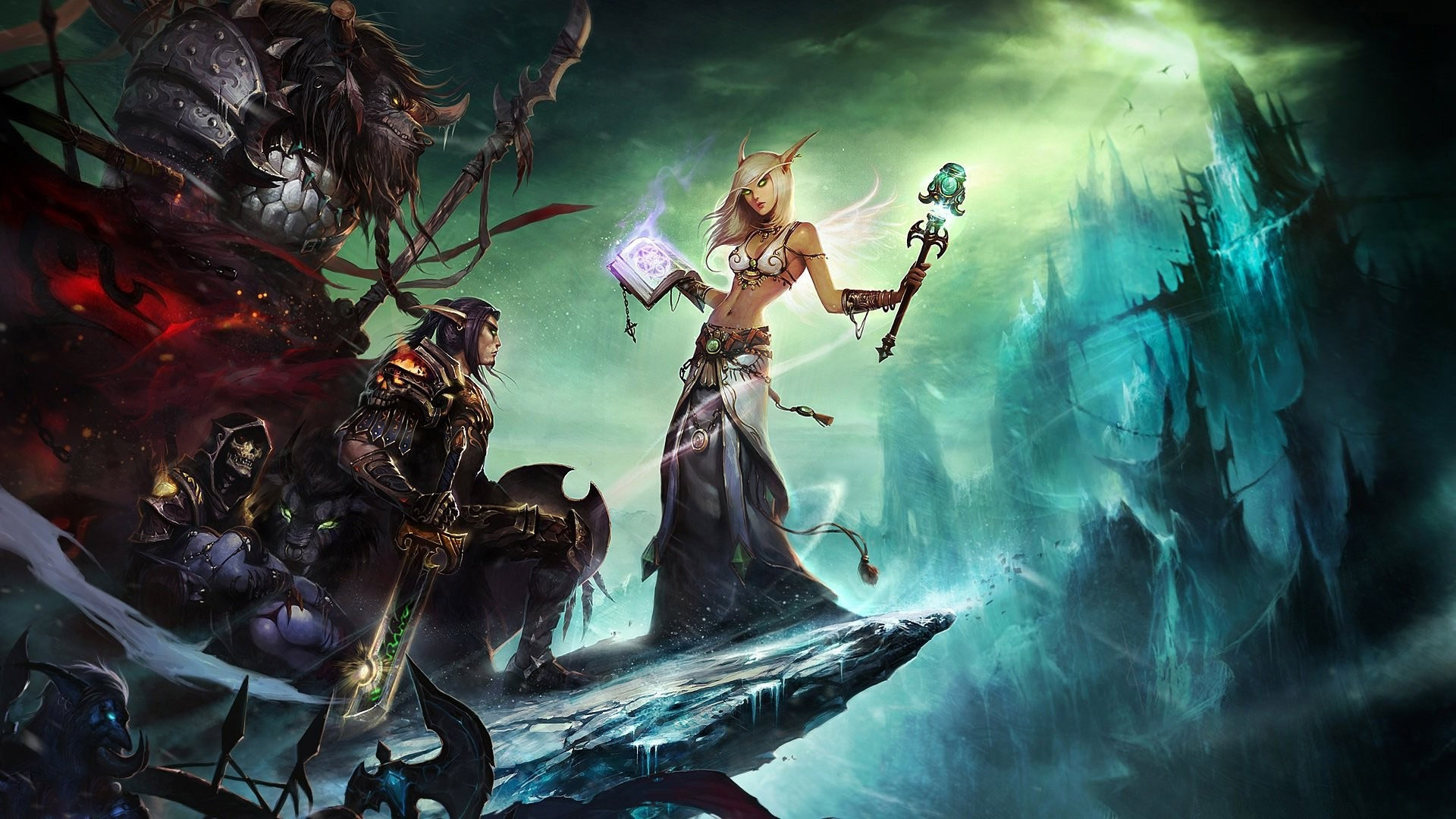 Download Background World Of Warcraft 1568083 Hd