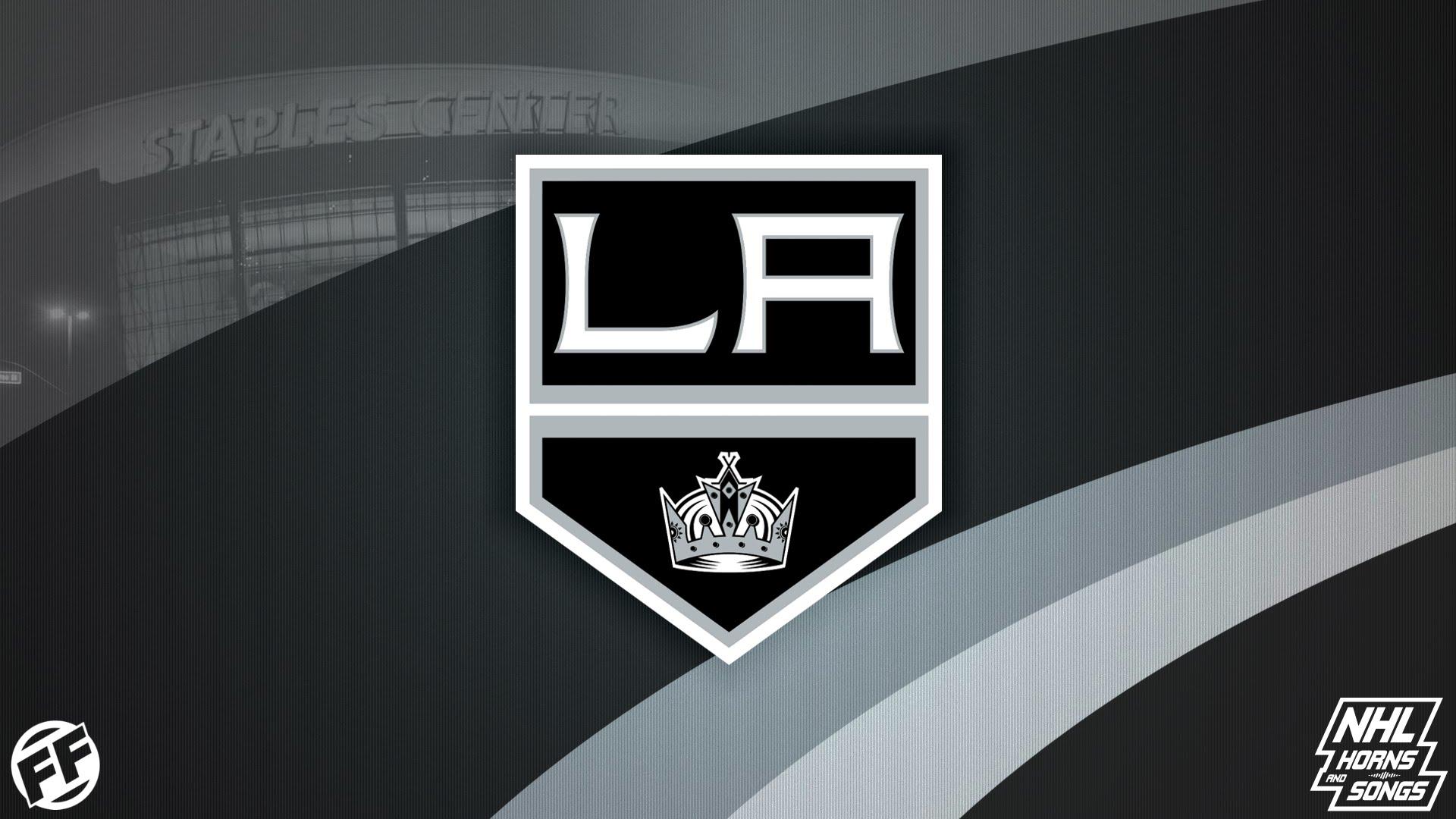 Los Angeles Kings Wallpaper - La Kings 2018 Logo , HD Wallpaper & Backgrounds