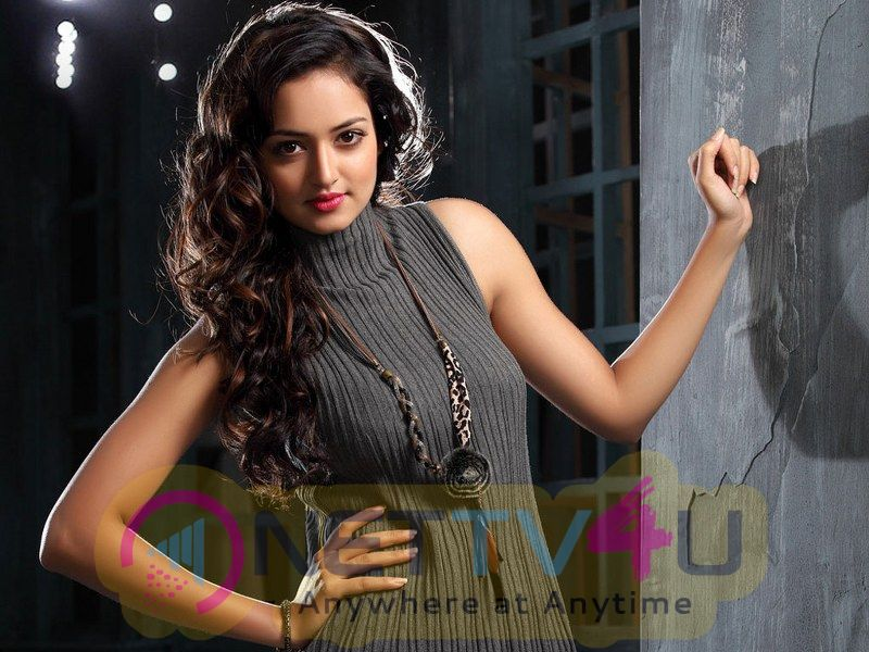 Actress Shanvi Srivastava Latest Hot Pics Web Series