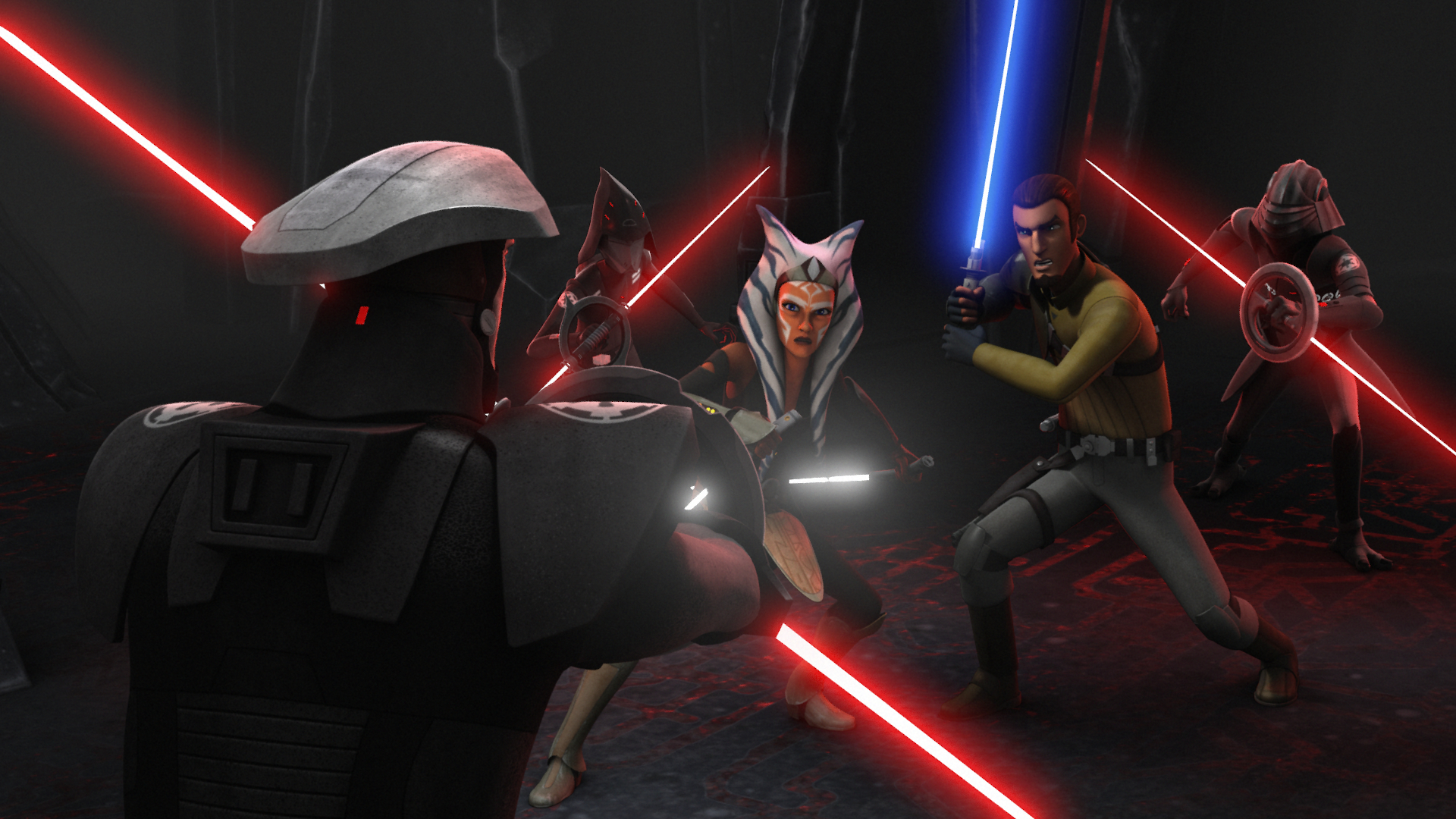 Ahsoka Has More Run Ins With The Group Known As The Star Wars Jedi Fallen Order Inquisitor 1573488 Hd Wallpaper Backgrounds Download