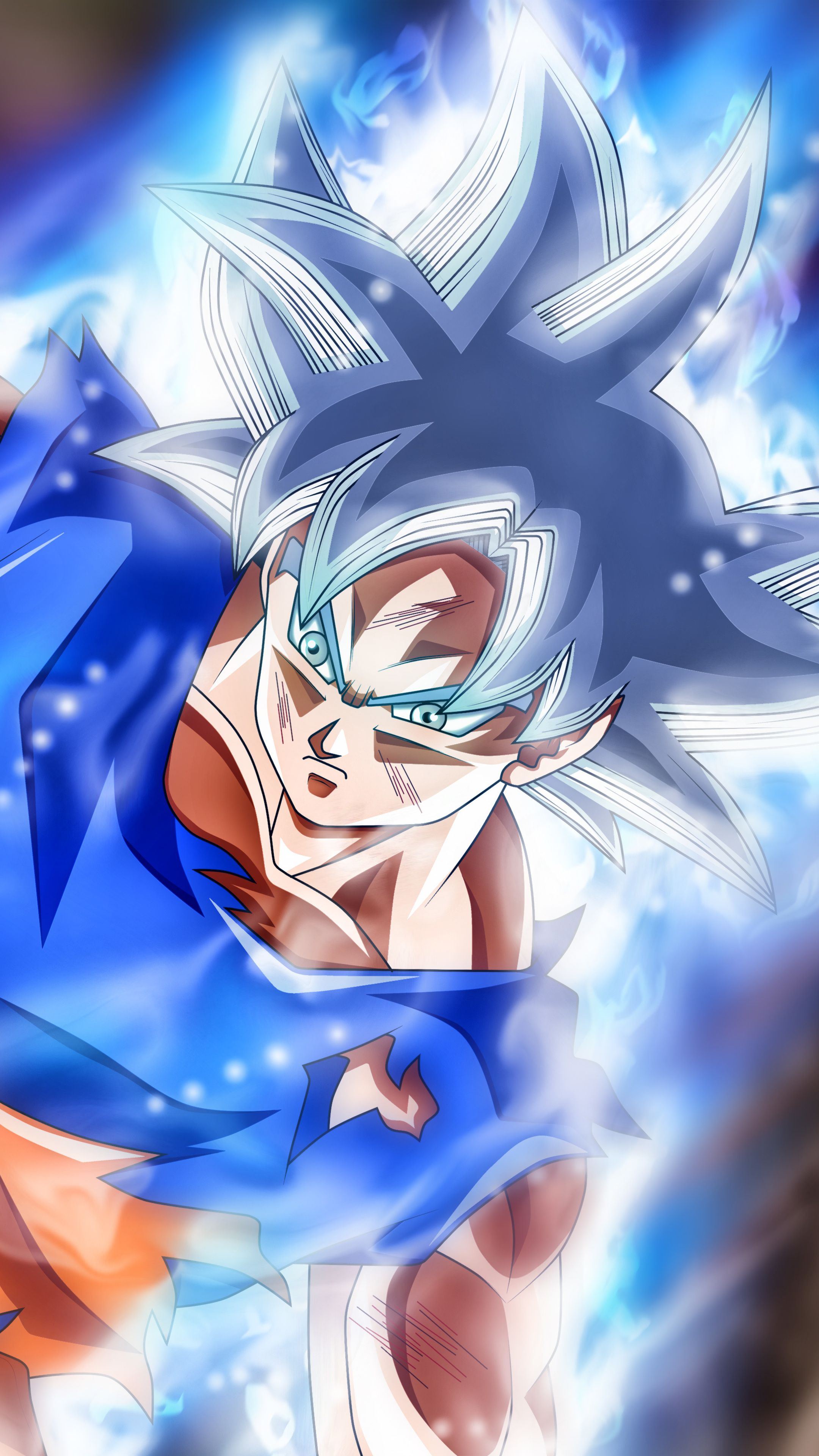 Goku Mastered Ultra Instinct Wallpaper 469043 Master Ultra