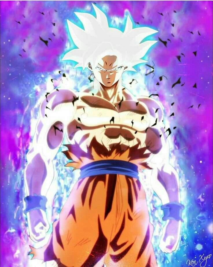 Dragonballz Goku Mastered Ultra Instinct 1576848 Hd Wallpaper Backgrounds Download
