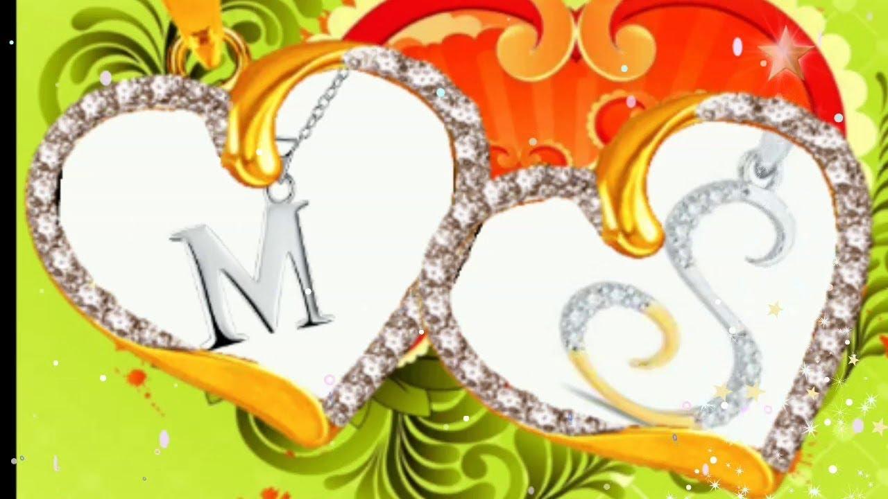 S Letter Ms Letter Whatsapp Dp 1577170 Hd Wallpaper