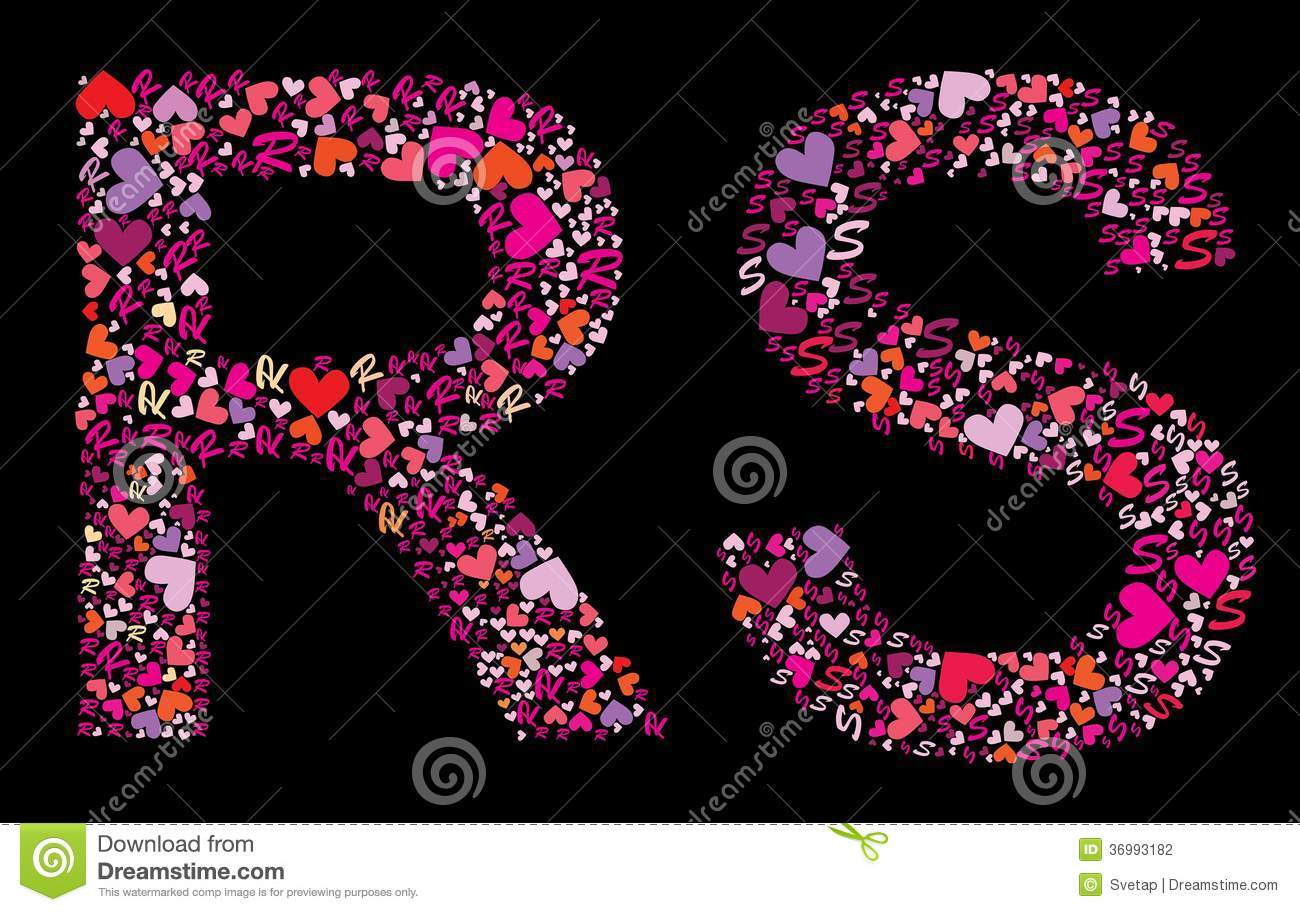 Letter R S Rs Wallpaper Download 1578000 Hd Wallpaper Backgrounds Download