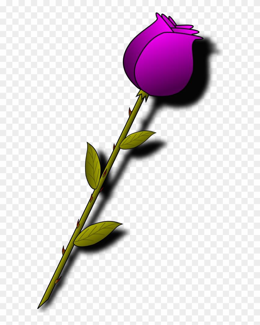 Red Rose Cartoon - Good Morning Ram Ram , HD Wallpaper & Backgrounds