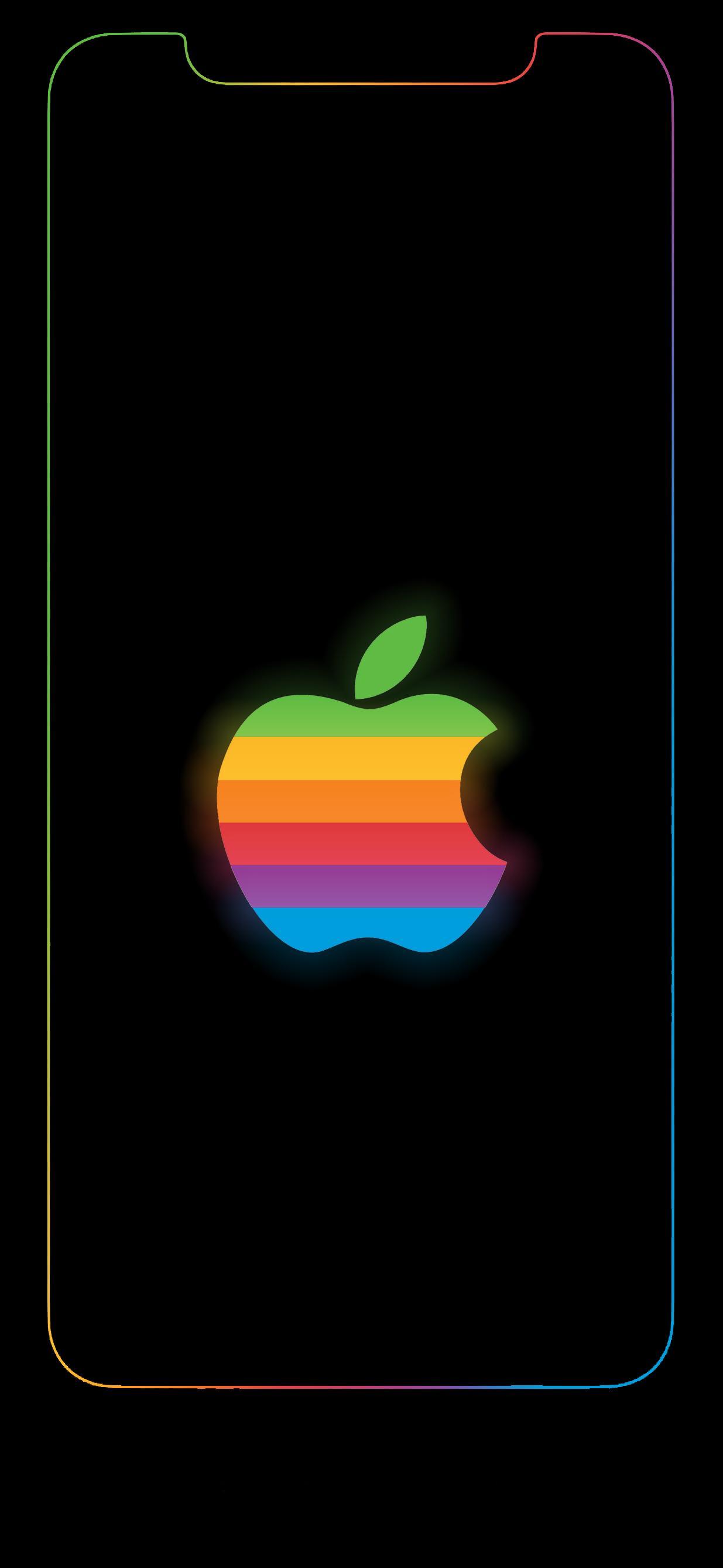 Apple Logo Wallpaper Apple Logo Iphone Xs Max 1579974