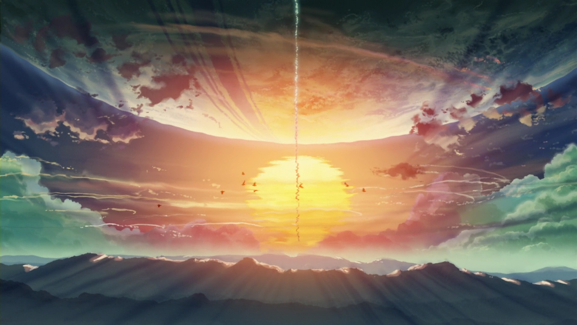 Load 39 More Imagesgrid View - 5 Centimeters Per Second , HD Wallpaper & Backgrounds