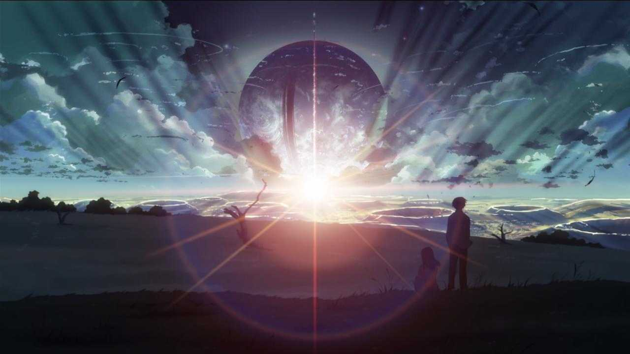 5 Centimeters Per Second , HD Wallpaper & Backgrounds
