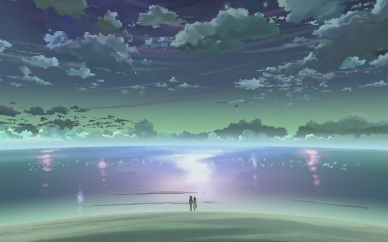 15 5 Centimeters Per Second Hd Wallpapers - Byousoku 5 Centimeter , HD Wallpaper & Backgrounds