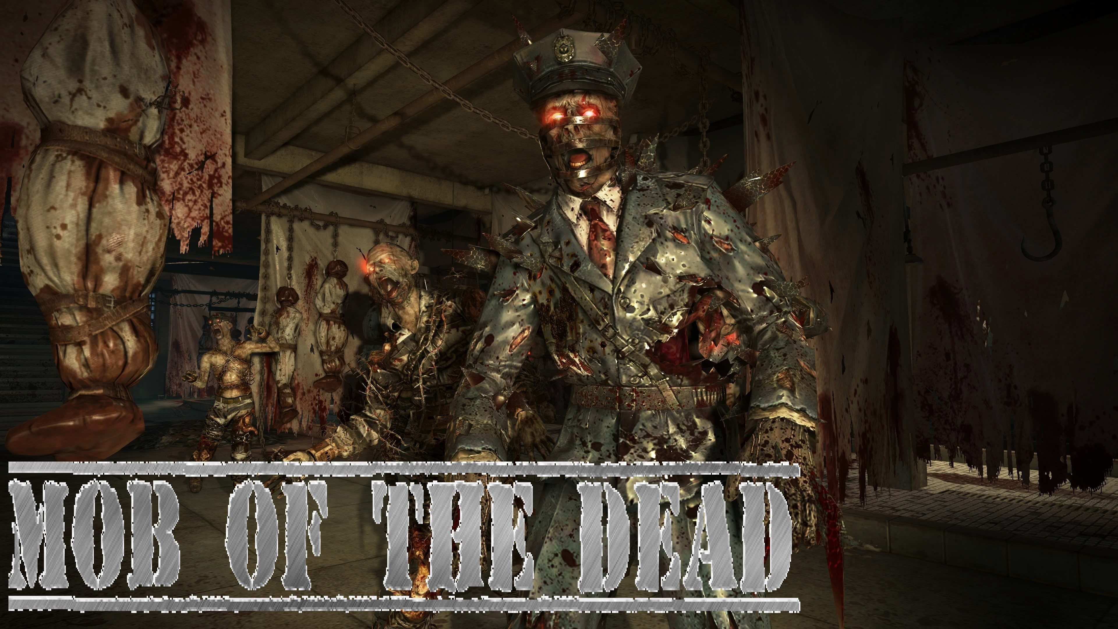 Left Dead Zombies Wallpapers Elegant Mob Of The Dead Call Of