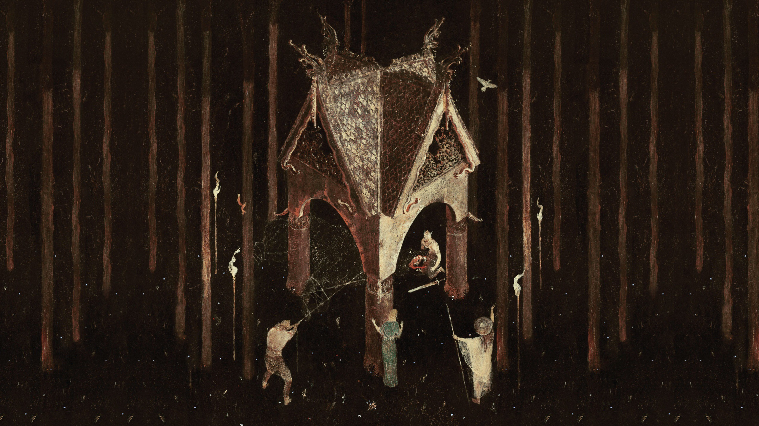 Album Art Wolves In The Throne Room Thrice Woven 1584337