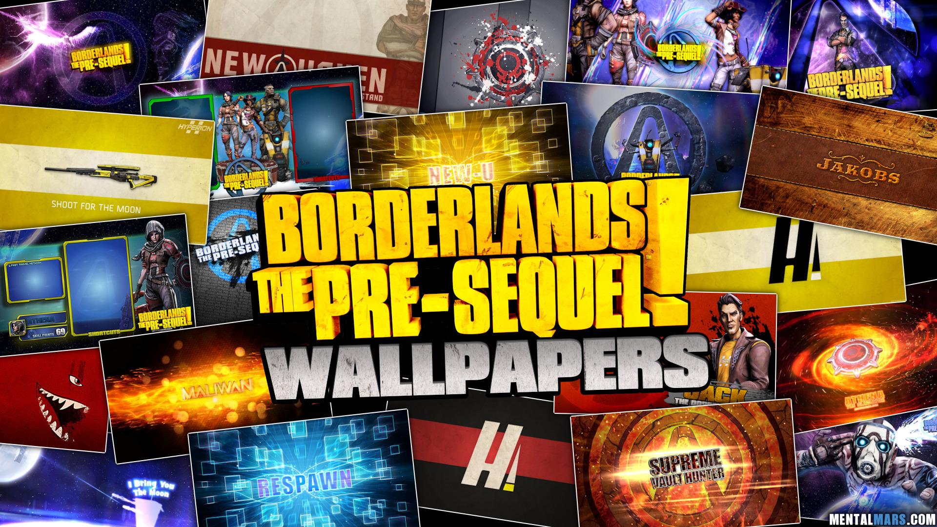The Pre Sequel Hd Wallpaper Borderlands Pre Sequel