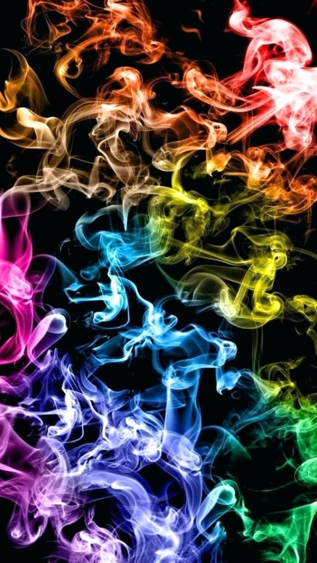 Smoke Iphone Wallpaper Cool Colorful Smoke Wallpapers