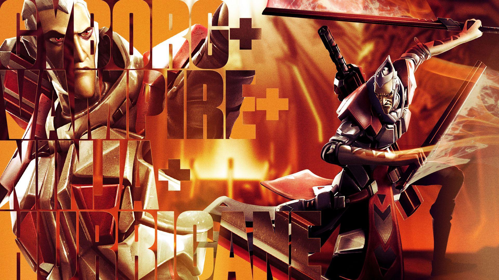 Battleborn Wallpaper Poster 1589499 Hd Wallpaper Backgrounds Download