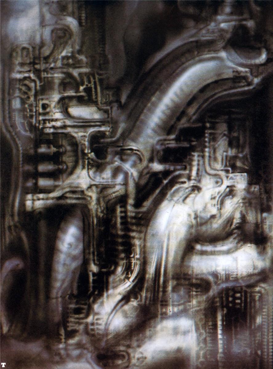 303 3k Hr Giger Biomechanical 1590469 Hd Wallpaper