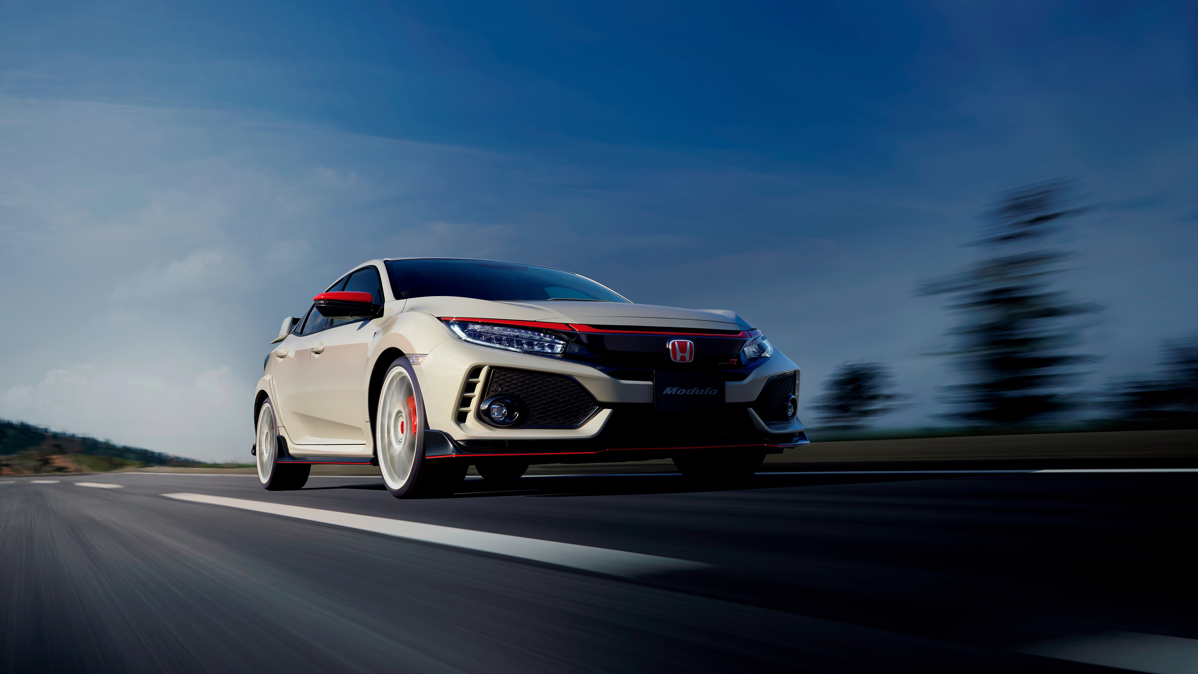 2017 Modulo Honda Civic Type R 4k Wallpaper Hd Car Honda Civic