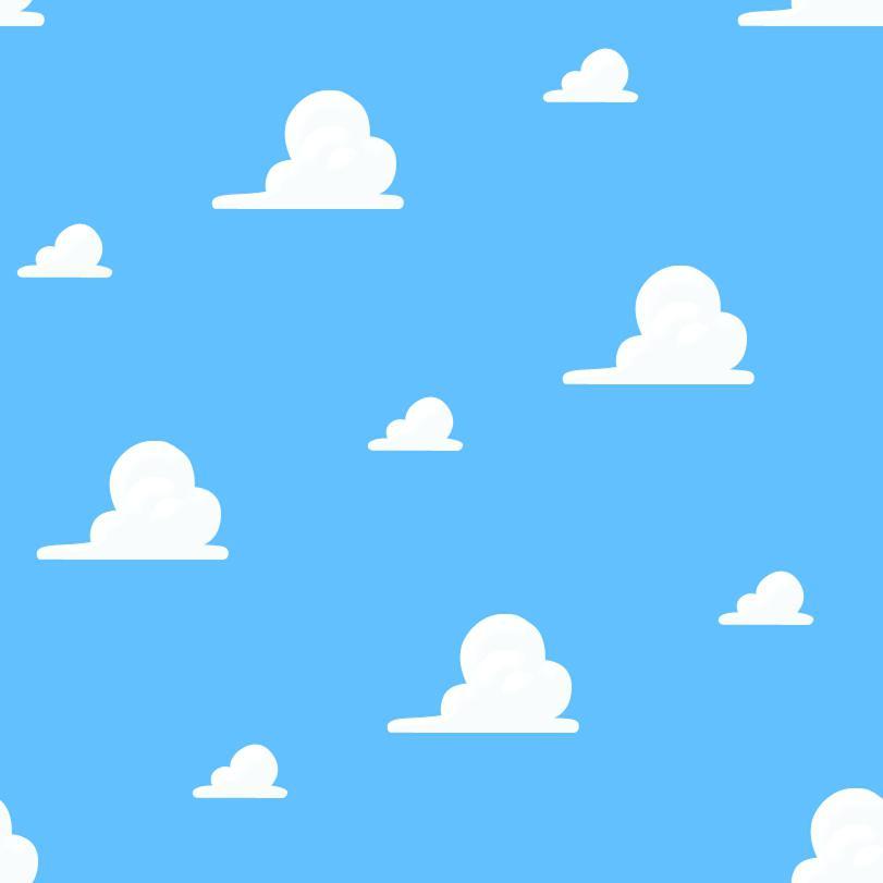 Cloud Wallpaper Toy Story Boys Room Project Nursery Cloud
