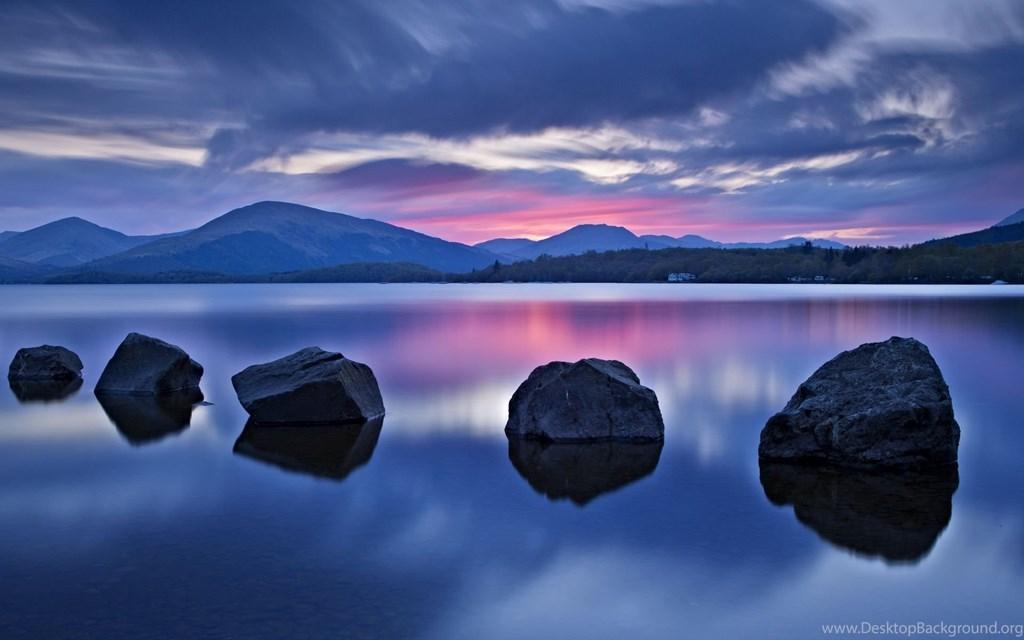 Nature 4k Uhd Wallpapers 007 Ultra High Definition - Loch Lomond Wallpaper Iphone , HD Wallpaper & Backgrounds
