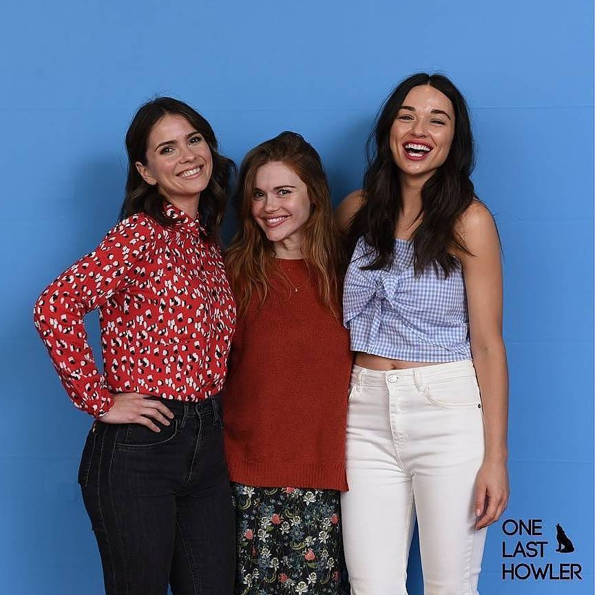 Holland Roden Images Shelley Holland And Cristal Hd Malia