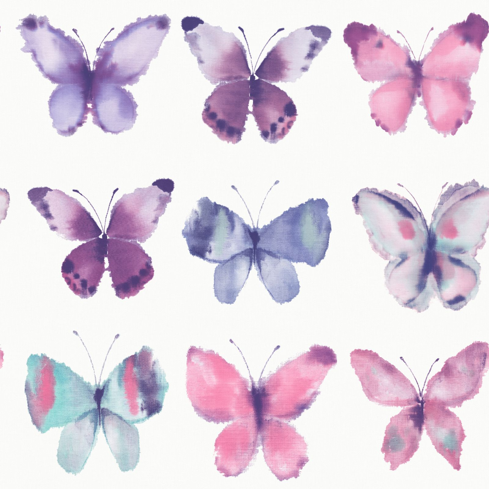 Butterfly-wallpaper 22382 - Butterflies Pink And Purple , HD Wallpaper & Backgrounds