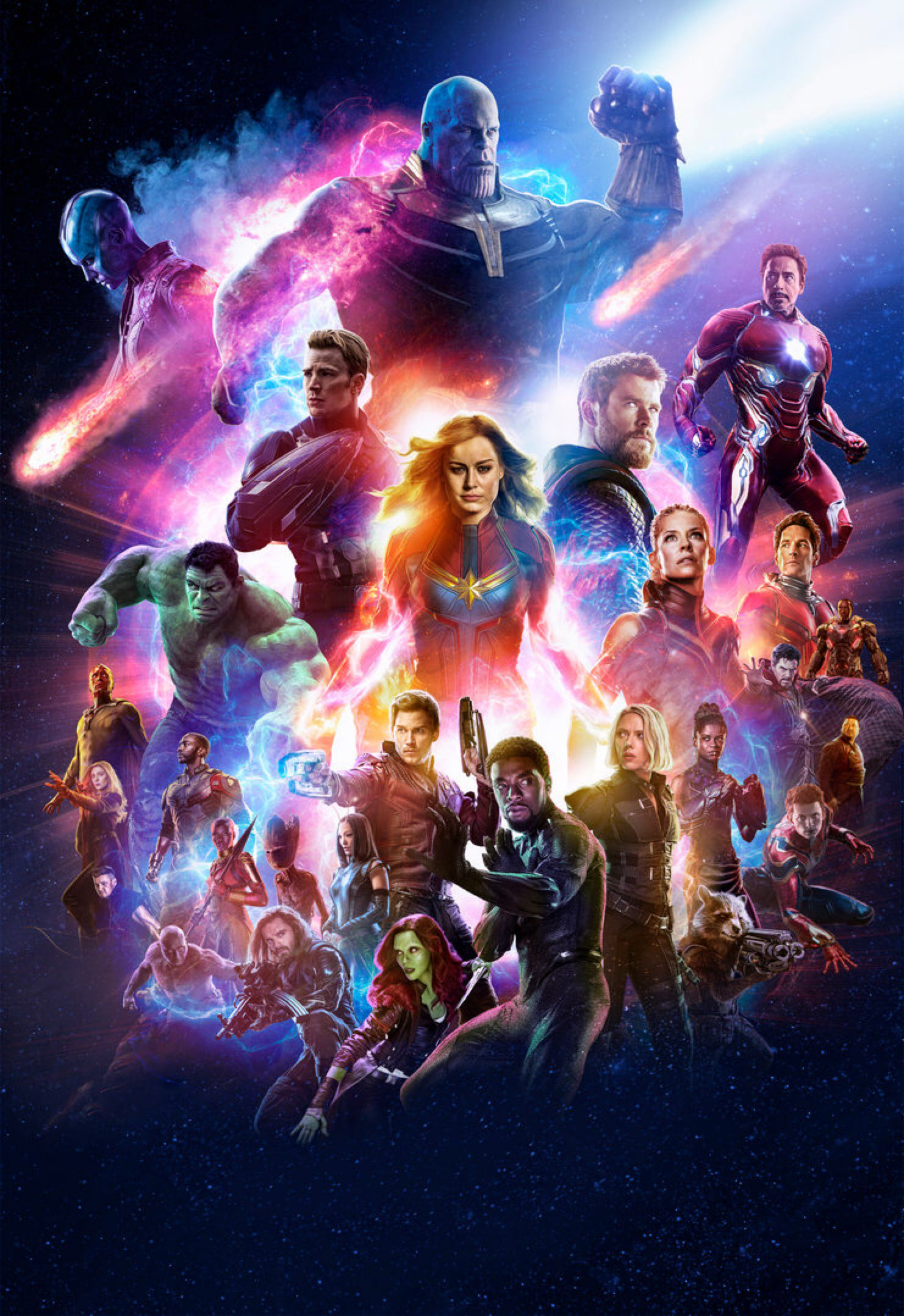 Avengers Endgame Wallpaper Avengers Endgame 161580 Hd