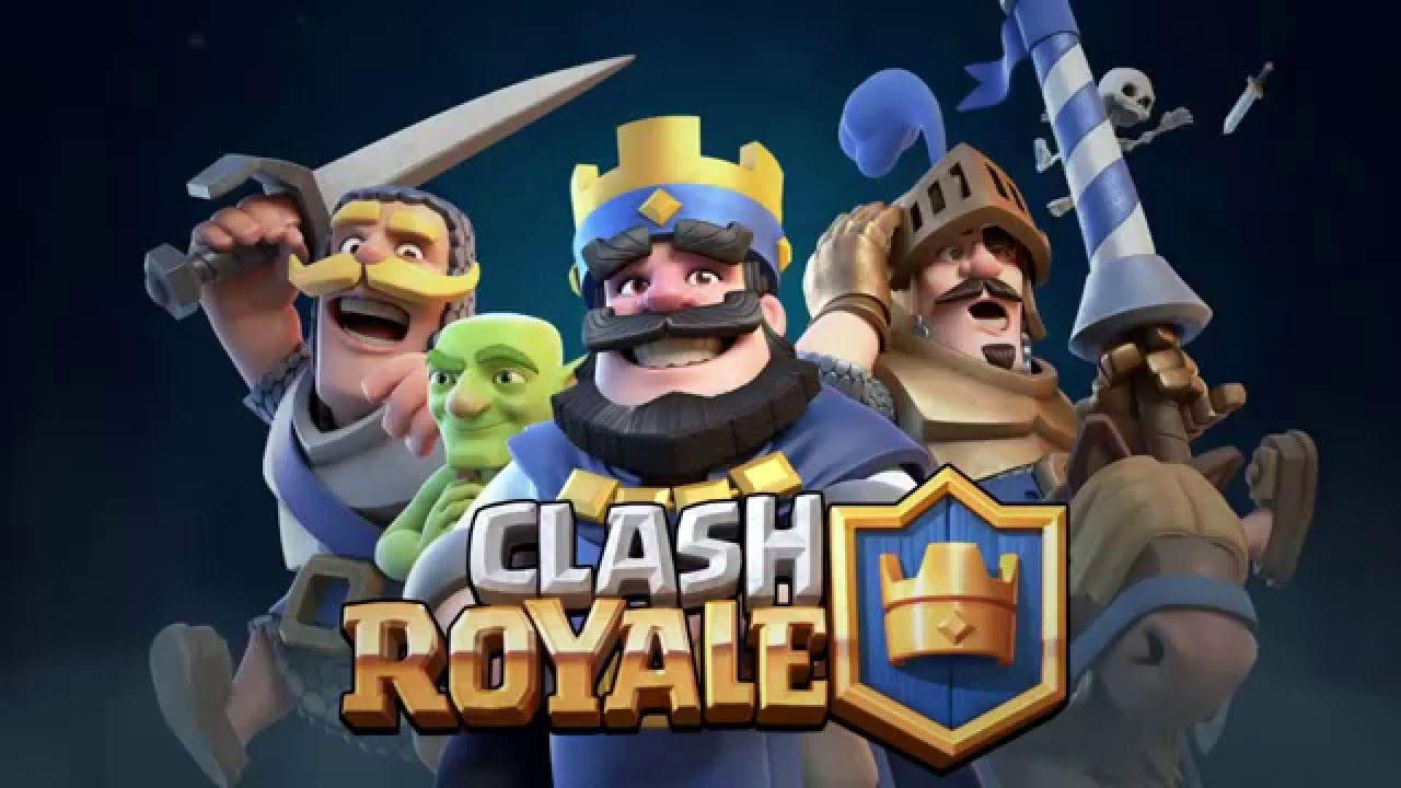 Clash Royale Youtube , HD Wallpaper & Backgrounds