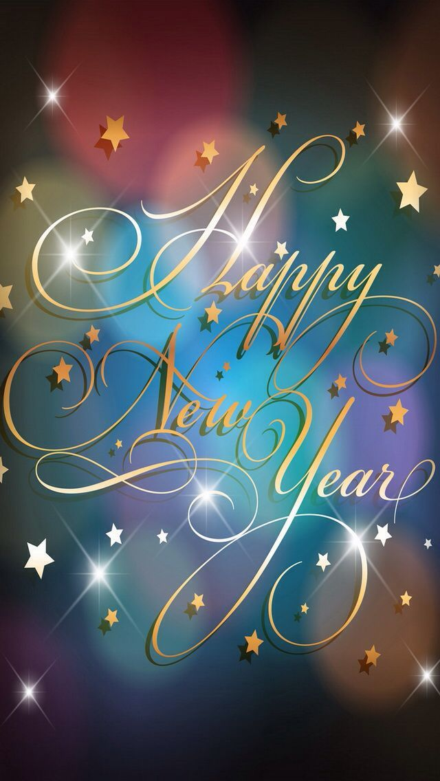 Check - Happy New Year Iphone , HD Wallpaper & Backgrounds